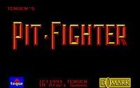Pit-Fighter screenshot, image №749512 - RAWG