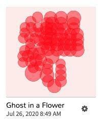 Cкриншот Ghost in a Flower, изображение № 2460982 - RAWG