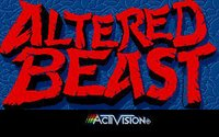 Cкриншот Altered Beast (1988), изображение № 730787 - RAWG