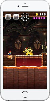 Super Mario Run screenshot, image №241498 - RAWG