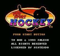 Cкриншот Pro Sport Hockey, изображение № 737301 - RAWG