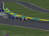 F1 2000 screenshot, image №306069 - RAWG