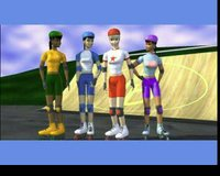 Cкриншот Barbie Super Sports, изображение № 728311 - RAWG