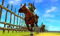 The Legend of Zelda: Ocarina of Time 3D screenshot, image №801366 - RAWG