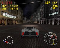 Cкриншот Supercar Street Challenge, изображение № 310067 - RAWG