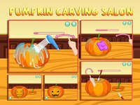 Cкриншот Pumpkin Carving Salon Sim, изображение № 1704386 - RAWG