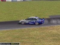 Cкриншот Swedish Touring Car Championship 2, изображение № 288527 - RAWG