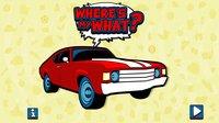 Where's My What? screenshot, image №166576 - RAWG