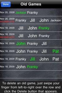 Cкриншот Dart Score, изображение № 1742344 - RAWG