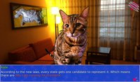 Cкриншот Cat President ~A More Purrfect Union~, изображение № 1673901 - RAWG