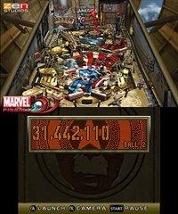 Cкриншот Marvel Pinball 3D, изображение № 794966 - RAWG