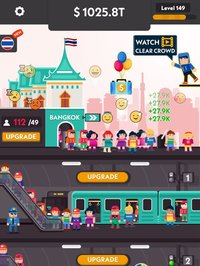 Cкриншот Idle Subway Tycoon, изображение № 2177245 - RAWG