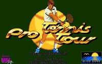 Cкриншот Jimmy Connors Pro Tennis Tour, изображение № 761891 - RAWG