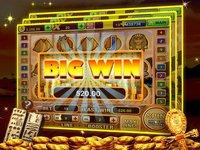 Cкриншот A Pharaoh's Gold Las Vegas Progressive Casino Slots, изображение № 1889913 - RAWG