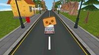 Cкриншот VR City Racer Cars 3D for Cardboard Virtual Reality Viewer Glasses, изображение № 1724326 - RAWG
