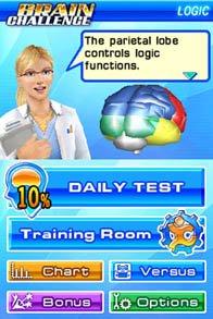 Cкриншот Brain Challenge, изображение № 244548 - RAWG