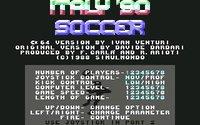 Italy '90 Soccer screenshot, image №748819 - RAWG
