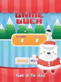 Cкриншот Santa Bear Jump - Mega Christmas Teddy Leap FREE, изображение № 1748272 - RAWG