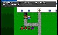Mr. Triangle's Adventure screenshot, image №116564 - RAWG