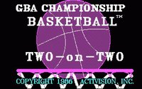 Cкриншот GBA Championship Basketball: Two-on-Two, изображение № 748500 - RAWG