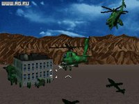 Cкриншот Hellfire Zone, изображение № 343106 - RAWG