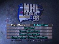 Cкриншот NHL Breakaway 98, изображение № 740961 - RAWG