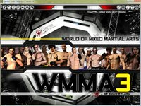 World of Mixed Martial Arts 3 screenshot, image №193744 - RAWG