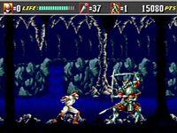 Shinobi III: Return of the Ninja Master screenshot, image №249062 - RAWG