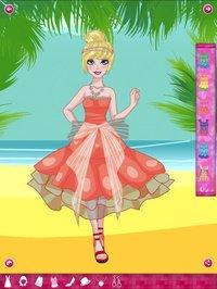 Cкриншот Princess Elsa Beauty Salon — Dress up girls games, изображение № 1978157 - RAWG