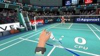 Cкриншот Badminton Kings VR, изображение № 824818 - RAWG
