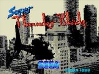 Super Thunder Blade (1988) screenshot, image №760507 - RAWG