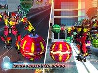 Cкриншот Transforming Robot Ball War, изображение № 2030978 - RAWG