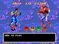 World Heroes 2 Jet (1994) screenshot, image №747124 - RAWG