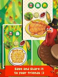Cкриншот Thanksgiving Dinner Food Maker Salon - fun lunch cooking & making games for kids 2 (boys & girls), изображение № 1742363 - RAWG