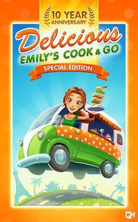 Cкриншот Delicious - Emily's Cook & Go, изображение № 1365872 - RAWG