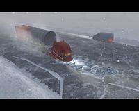 Cкриншот 18 стальных колес: Экстремальные дальнобойщики, изображение № 179055 - RAWG