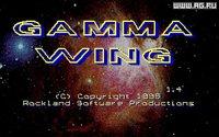 Cкриншот Gamma Wing, изображение № 344619 - RAWG