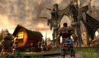 Kingdoms of Amalur: Reckoning screenshot, image №181854 - RAWG