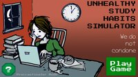 Cкриншот Unhealthy Study Habits Simulator, изображение № 2671000 - RAWG