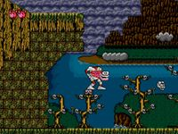 Cкриншот Decap Attack (1991), изображение № 758925 - RAWG
