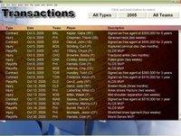 Cкриншот Baseball Mogul 2006, изображение № 423629 - RAWG