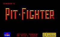 Pit-Fighter screenshot, image №749505 - RAWG