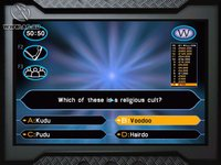 Cкриншот Who Wants to Be a Millionaire? UK Edition, изображение № 328235 - RAWG
