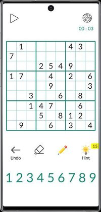 Cкриншот Sudoku 5000+, изображение № 2253001 - RAWG
