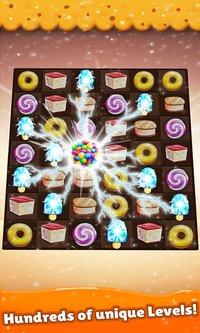 Cкриншот Candy Smack - Sweet Match 3 Crush Puzzle Game, изображение № 2209341 - RAWG