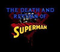 The Death and Return of Superman screenshot, image №761466 - RAWG