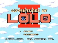 Cкриншот Adventures of Lolo 3, изображение № 734373 - RAWG