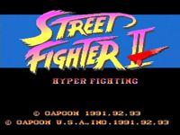 Street Fighter II' Turbo: Hyper Fighting screenshot, image №248208 - RAWG