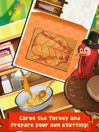 Cкриншот Thanksgiving Dinner Food Maker Salon - fun lunch cooking & making games for kids 2 (boys & girls), изображение № 1742362 - RAWG