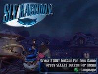 Sly Cooper and the Thievius Raccoonus screenshot, image №807783 - RAWG
